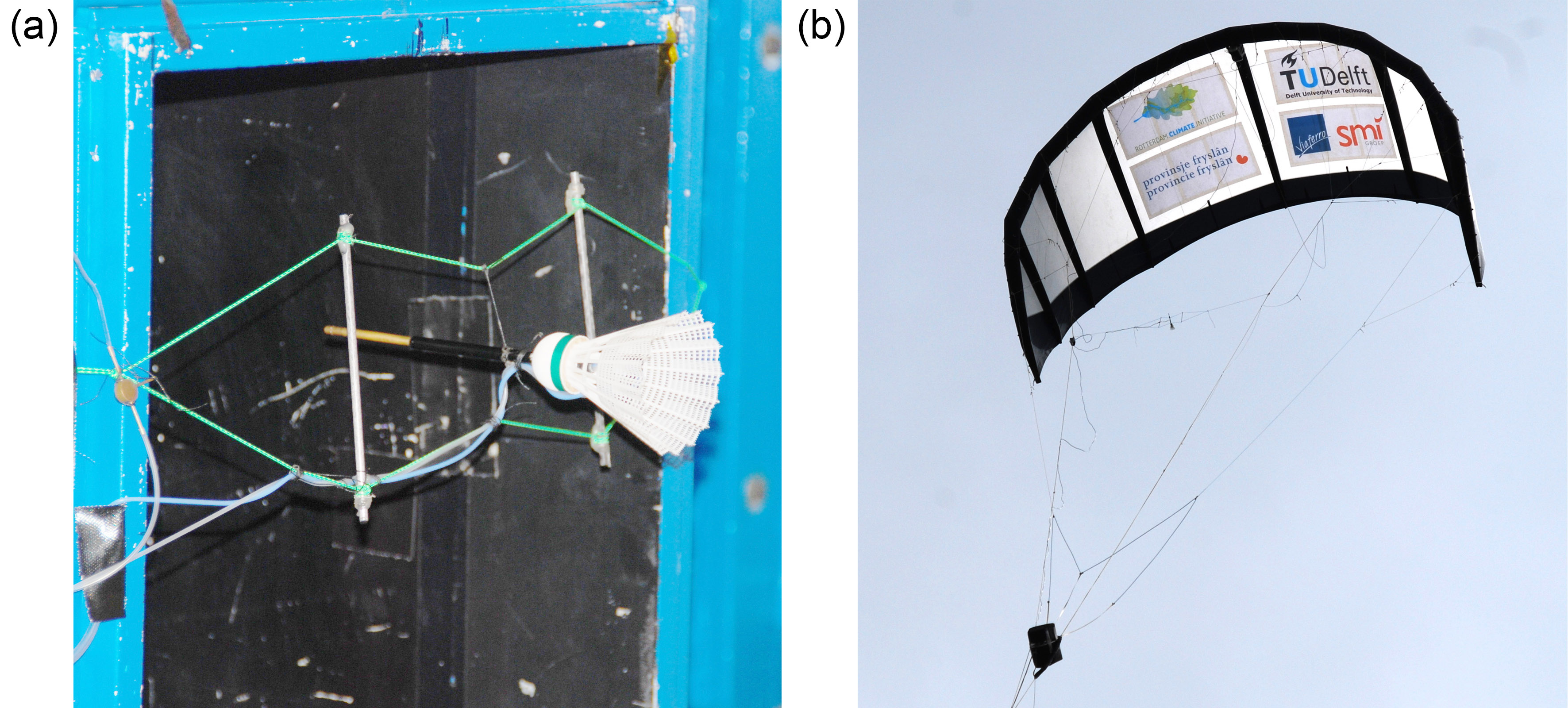 WES - Aerodynamic characterization of a soft kite by in situ
